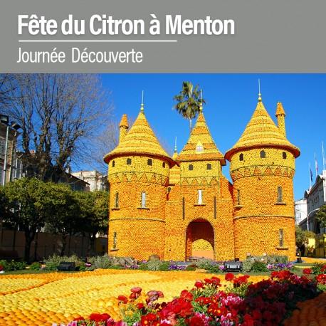 Fêtes du Citron à Menton - 17 Février 2019