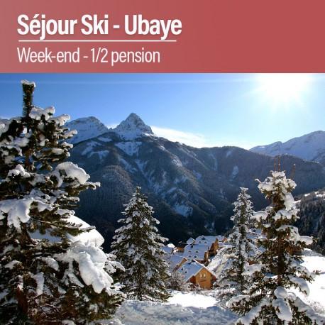 Week-end SKI dans la Vallée de l'Ubaye - Praloup & Le Sauze
