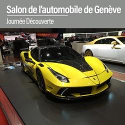 Salon de l'Auto à Genève - Vendredi 08 Mars