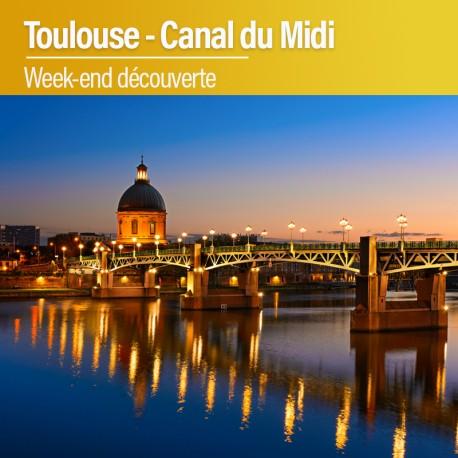 Week-end à Toulouse