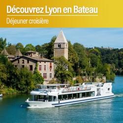 Découverte de Lyon en bateau - 30 Juin 2019