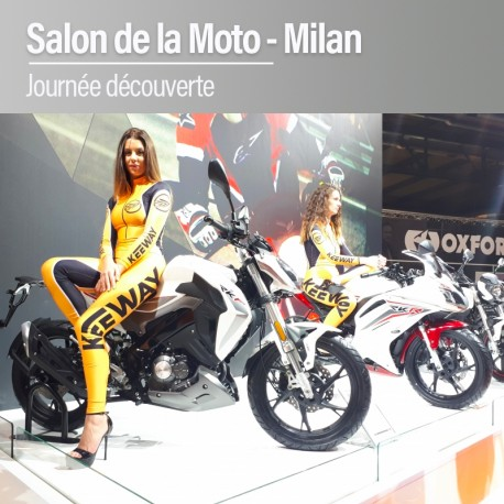 Salon international de la Moto - Milan 2019