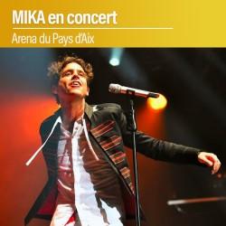MIKA en concert - Arena du pays d'Aix - Aix-en-Provence - 18 Novembre 2019