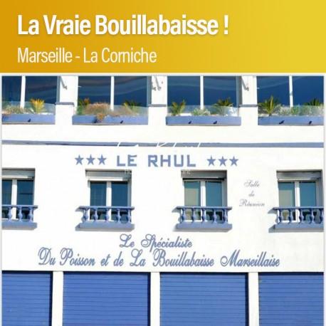 La VRAIE Bouillabaisse ! Samedi 30 Novembre 2019