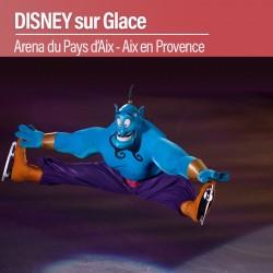 DISNEY sur Glace - Arena du Pays d'Aix - 26 Janvier 2020