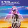 Concert M. Pokora - Vendredi 20 Mars 2020