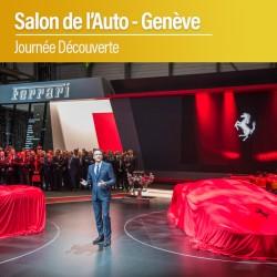Salon de l'Auto à Genève - Vendredi 06 Mars 2020