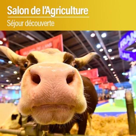 Salon de l'Agriculture Paris - du 21 au 24 Février 2020