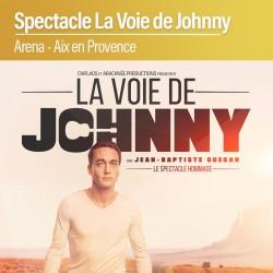 La Voie de Johnny - Arena du Pays d'Aix - 12 Novembre 2021
