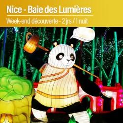 Nice Baie des Lumières - 08 et 09 Février 2020