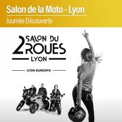 Salon de la Moto - Lyon - Vendredi 14 Février2020