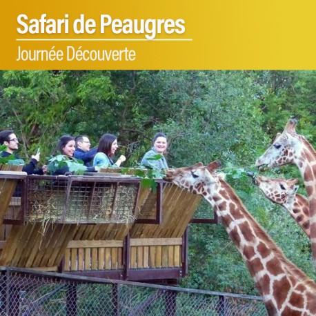Safari de Peaugres - 25 Avril 2020