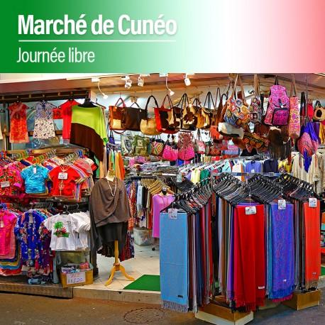 Le Grand Marché de Cuneo - de juillet à septembre 2020
