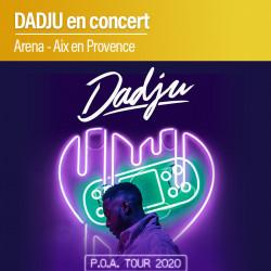 DADJU en concert - Aix en Provence - Dimanche 27 Février 2022