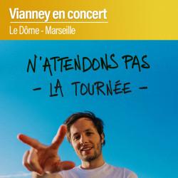 VIANNEY en concert - Marseille - Jeudi 02 Décembre 2021