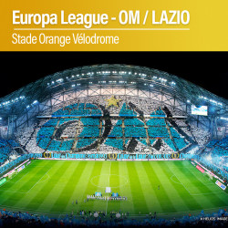 Match de Foot - OM/LAZIO - Europa League - Jeudi 4 Novembre 2021